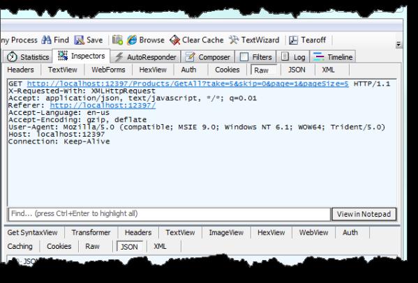 Tech Serene - Gavidi Srinivas: Telerik's HTML5 Kendo UI (Grid