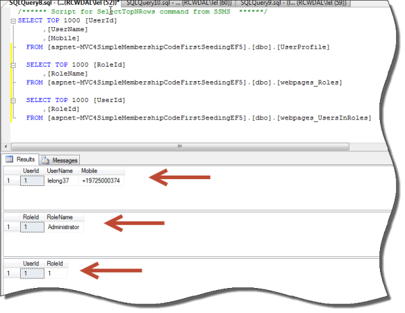 Seed Users and Roles with MVC 4, SimpleMembershipProvider